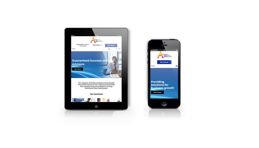 Awesome Consulting Group iPhone & iPad